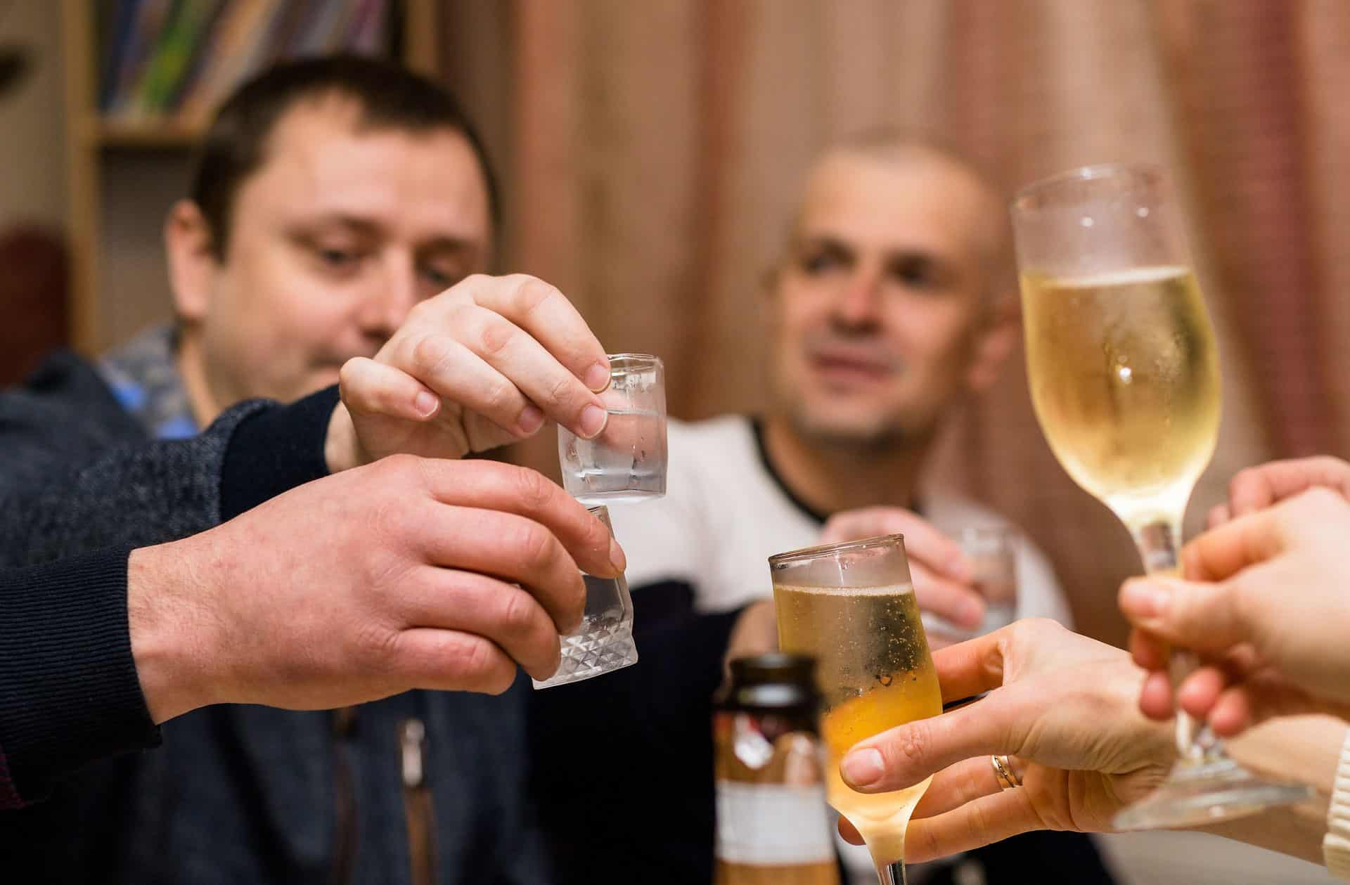 reversing the damage of an addition to drinking