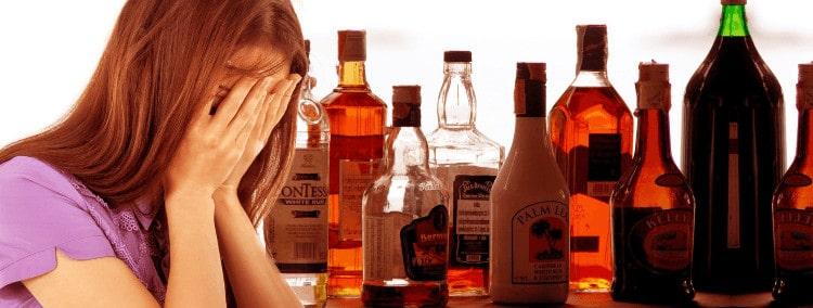 alcohol despair